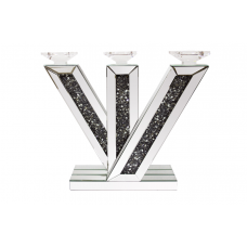 40-223 Three Pillar Candle Holder