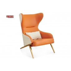 34-044 ATLANTA LEISURE CHAIR  WHISKY COLOR