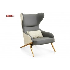34-044 ATLANTA LEISURE CHAIR GREY