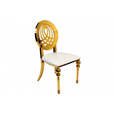 53-018 GOLD KALVIN DINING CHAIR