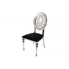 53-009 SILVER KALVIN DINING CHAIR