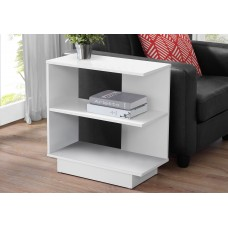 "I 2086 ACCENT TABLE - 24""H / WHITE"