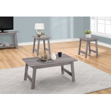 I 7932 P TABLE SET - 3PCS SET / GREY