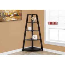 I 2423 BOOKCASE, PLANT STAND