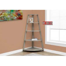 I 2424  BOOKCASE, PLANT STAND
