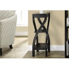 "I 2478 ACCENT TABLE - 32""H / CAPPUCCINO"