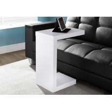 I 2487 ACCENT TABLE - WHITE