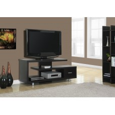 """I 2572 TV STAND - 60""""L / ESPRESSO WITH 1 DRAWER"""