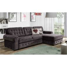 TORNATA  SECTIONAL SOFA-BED CONFIGURATION 1(IN STOCK)
