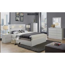 EYES BEDROOM SET ALL SIZE BED (SUN)