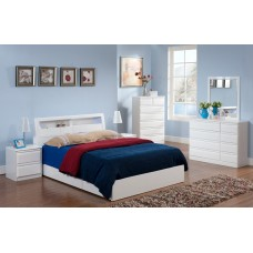 KURARA (ALL SIZES ) BEDROOM SET (PLEASE GIVE US A CALL FOR PRICE)