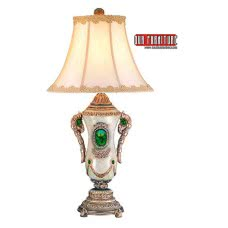 EMERALD COLLECTION OK-4188T TABLE LAMP