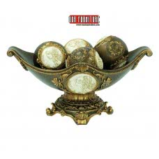 CAMEO COLLECTION OK-4192-B1 DECORATIVE BOWL