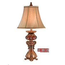ROSE COLLECTION OK-4193T TABLE LAMP