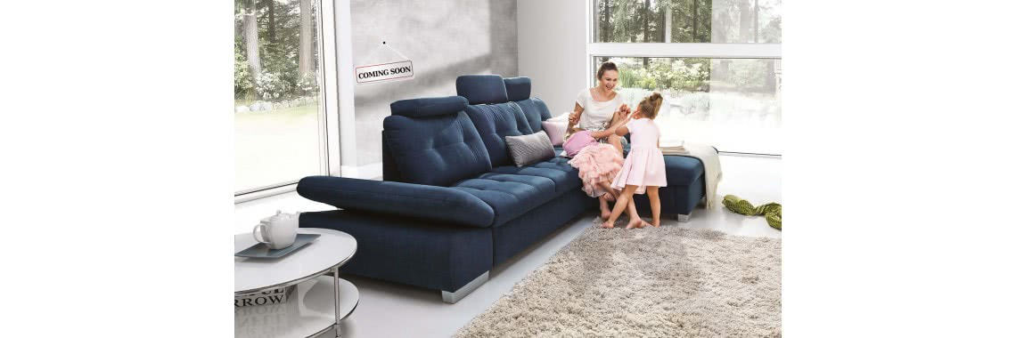CREMONA 2 SECTIONAL SOFA-BED