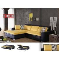 CAPRI  (ST) SECTIONAL SOFA-BED.
