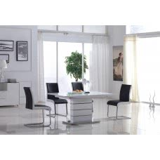 CASTOR DINING TABLE(CRE)
