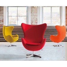EGG LOUNGE CHAIR (CRE)