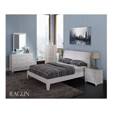 RAGUN (DOUBLE,QUEEN) BEDROOM SET