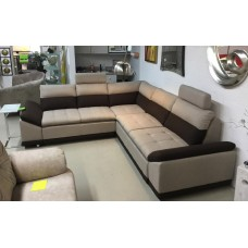 MANILLA  SECTIONAL SOFA-BED.