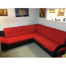 MELLO (ST) SECTIONAL SOFA-BED.
